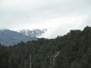 Ruapehu - Or is it?!?